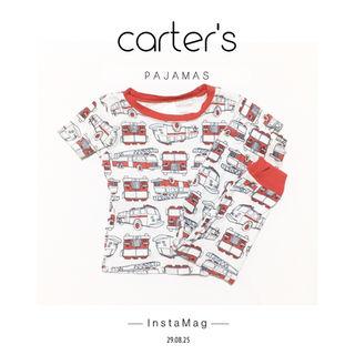 【carter's】パジャマ上下