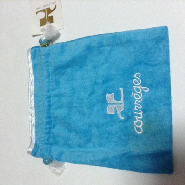 1枚690円 クレージュ 巾着(小)美品(Courreges(クレージュ) ) - フリマアプリ&サイトShoppies[ショッピーズ]