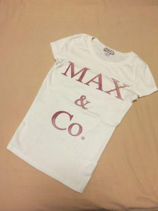 MAX&Co. Tシャツ