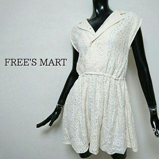 FREE'S MART*レースワンピース