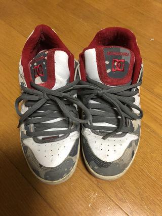 DC shoes迷彩27.5㎝