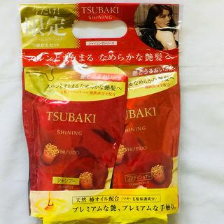 TSUBAKI シャイニング シャンプー&コンディショナー