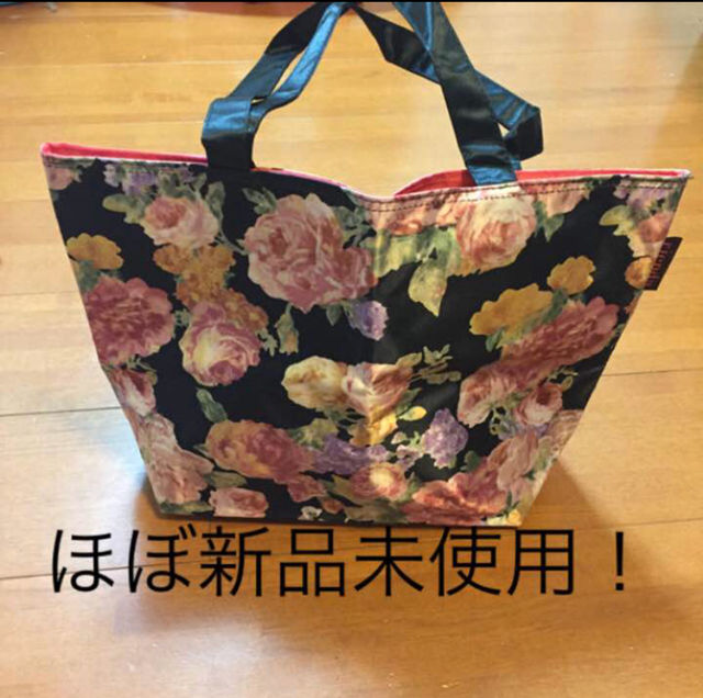 【rienda】花柄ハンドバック