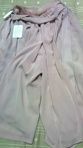 MISCH MASCH新品スカーチョ系パンツ