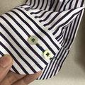 メンズドレスシャツ ストライプ
