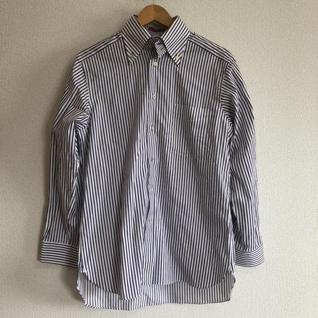 メンズドレスシャツ ストライプ - フリマアプリ&サイトShoppies[ショッピーズ]