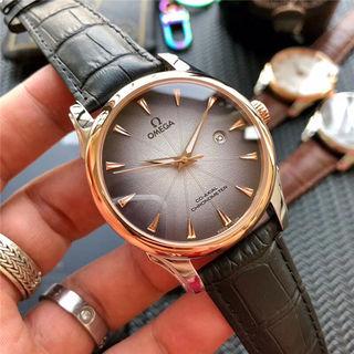 高品質 オメガ メンズ腕時計 自動巻き 42mm
