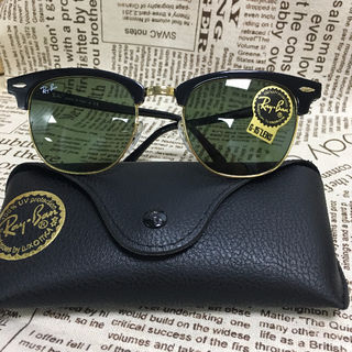 Ray-Ban クラブRB3016 W0365 51mm