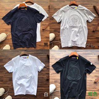 モンクレールTシャツ 2枚目3000円