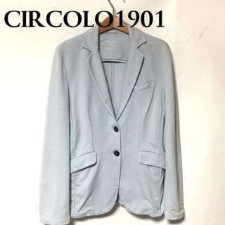 CIRCOLO1901 チルコロ☆スウェットジャケット