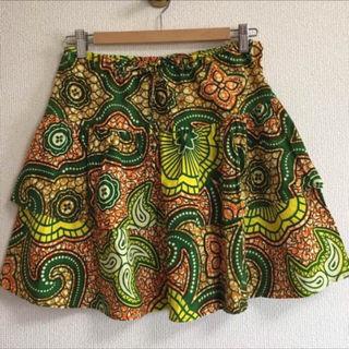 ユナイテッドアローズリゾートスカート