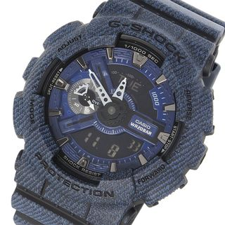 カシオ CASIO G-SHOCK デニム メンズ 腕時計