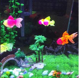 輝く金魚 アクアリウム デコレーション インテリア 水槽
