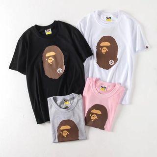 BAPE メンズ Tシャツ 色選択可