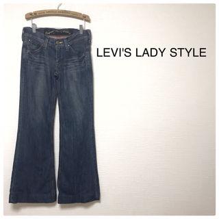 ×81LEVI'S LADY STYLE ベルボトム