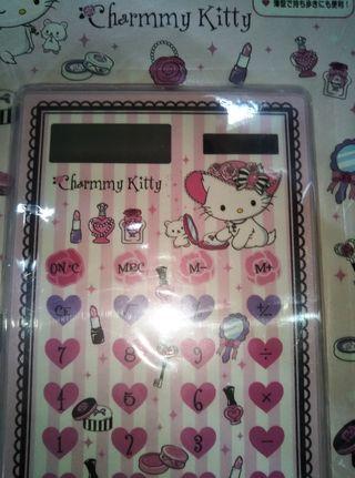 サンリオ公式チャーミィーキティ電卓