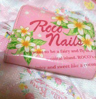 ロコネイル 折財布