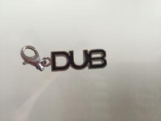 DUB ロゴネックレストップ