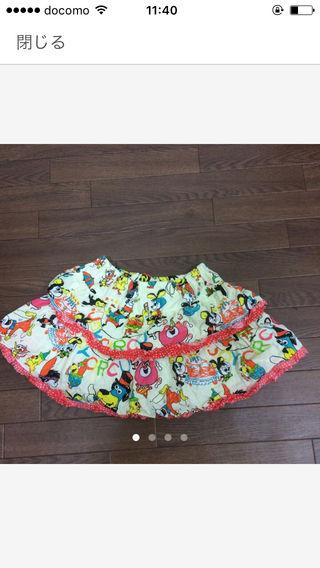 JAM スカート