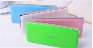 ポケモンGo必需品【新品】モバイルバッテリー大容量ブルー