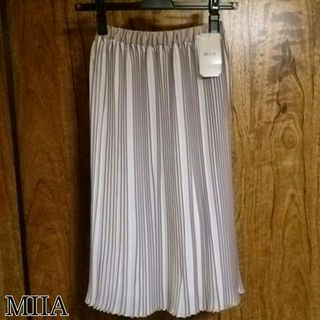 MIIAプリーツスカート
