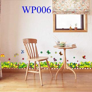 お部屋をイメチェン ウォールシール WP006