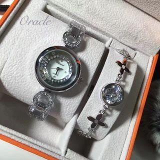 ショパールChopard レディース 2点セット腕時計