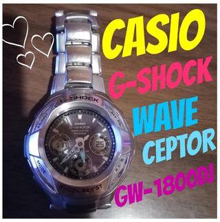 【貴重】CASIOG-SHOCK  GW-1800DJ