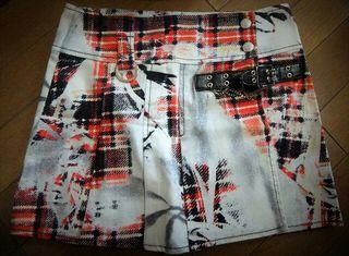 MORGAN巻きスカート