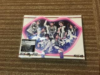 キスマイ Kiss魂 初回生産限定盤A