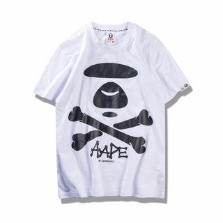 アベイジングエイプ男女兼用AAPETシャツ半袖