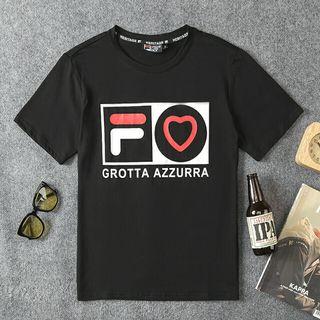 新品アイテムFILA X AAPE フィラ Tシャツ2色