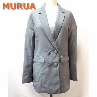 送料無料 ★ MURUA ★ダブルボタン ジャケット