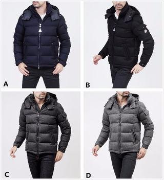 冬の新品 モンクレール ダウンジャケット 防寒 色可選
