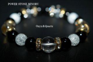 高級水晶のレディースのパワーストーン 数珠