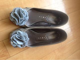 プールサイド靴