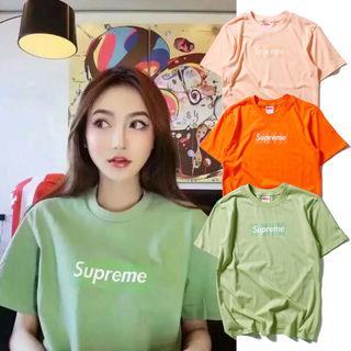 supreme 男女兼用/人気半袖Tシャツ-37