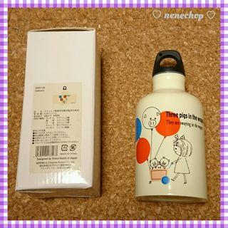 Shinzi Katoh保冷ステンレスボトル風船新品