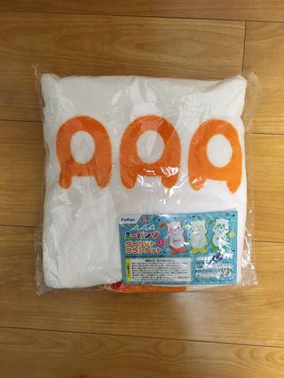 AAA え~パンダ ダイカットブランケット