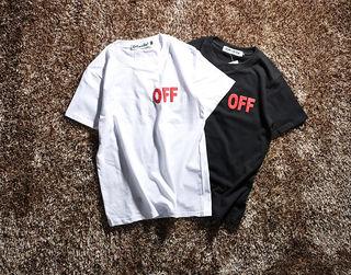 夏 オフホワイト Tシャツ 男女兼用 メンズ 半袖