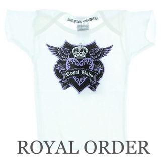 ROYAL ORDERロイヤルオーダーkidsTシャツ