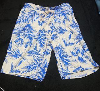 花柄 海水パンツ