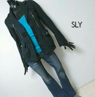 SLY*コーデSET*ミリタリージャケット