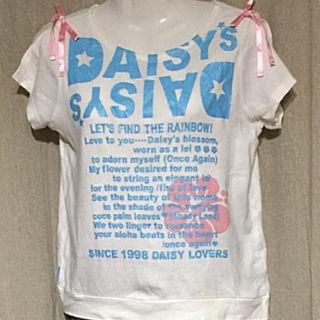 DAISY LOVERSリボン付きトップス