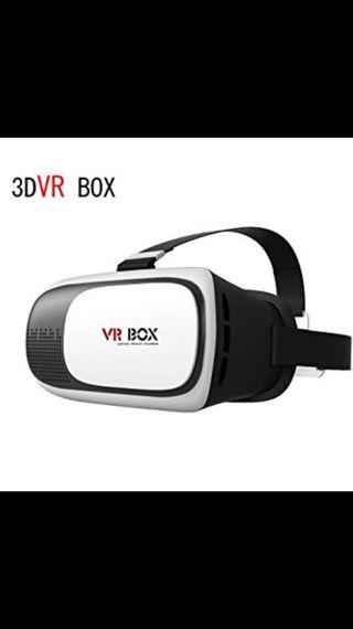 VR box 3Dカメラ