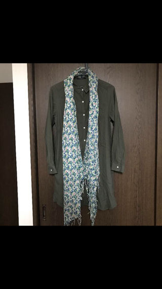 chocol raffine robe ストール 2点セット
