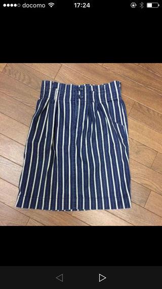 w closet スカート