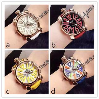 ガガミラノ 腕時計 時計 男女兼用 高品質 3.3