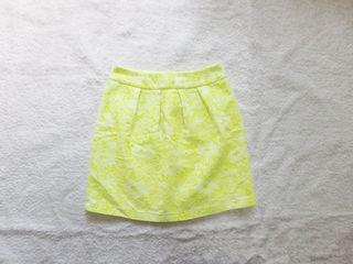 034・MERCURYDUOパステルカラースカート