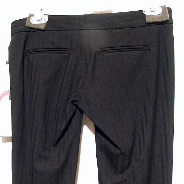 FrankieB(フランキーB)ドレスパンツ黒Size0